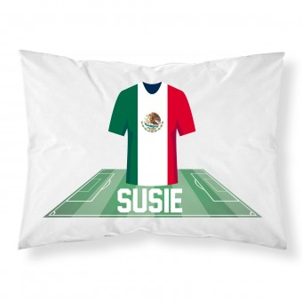 Personalised World Cup 2018 Pillowcase