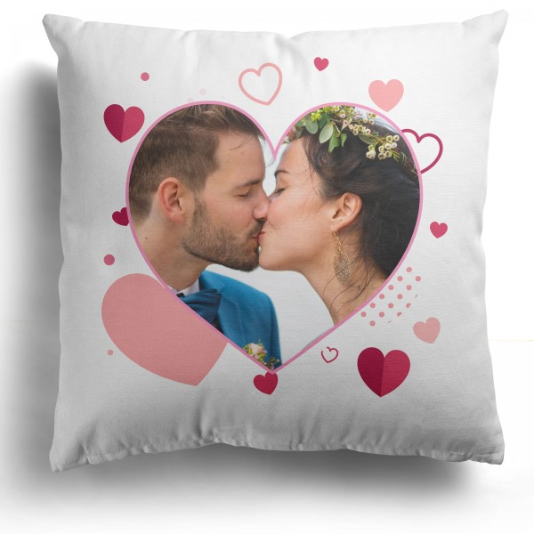 Personalised Photo Cushion Valentines Day PIPV-102